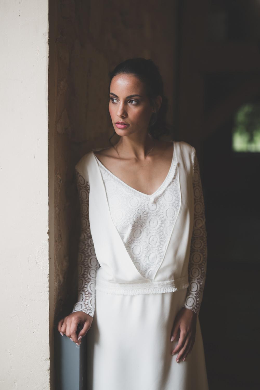 collection 2018 les mari es fox photographe lookbook robes. Black Bedroom Furniture Sets. Home Design Ideas